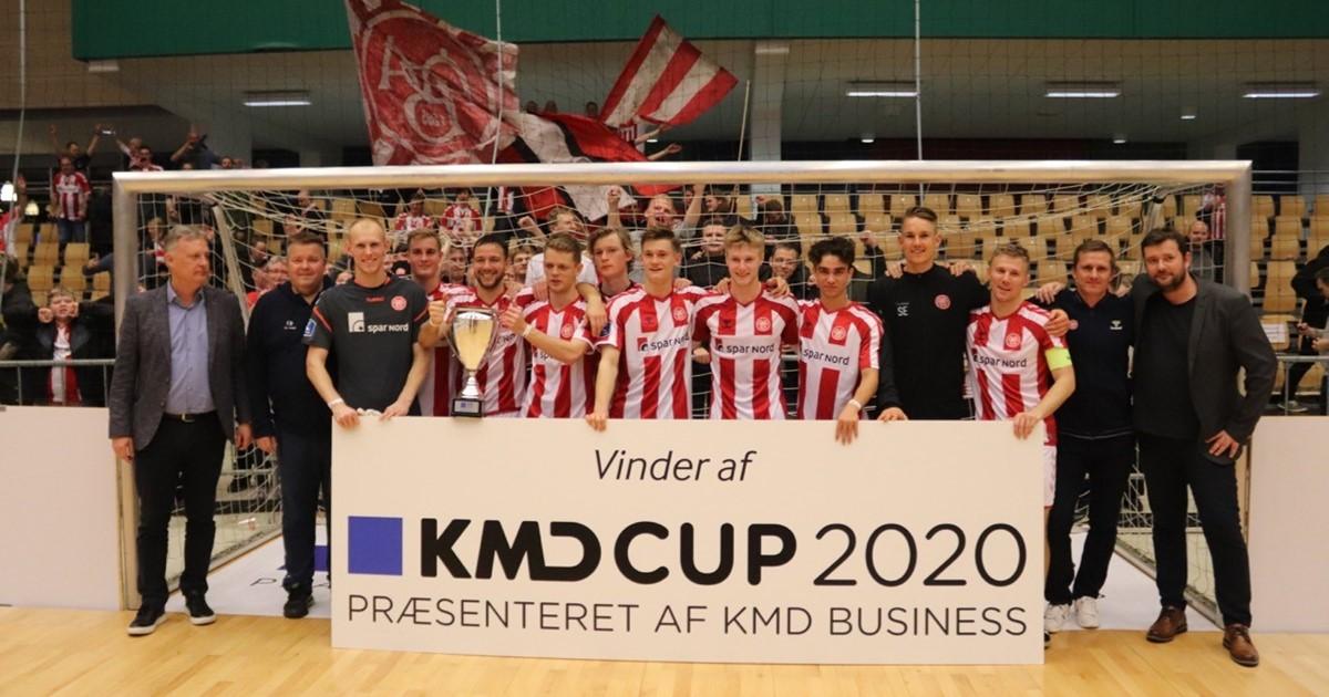 KMD Cup udsættes til 2022