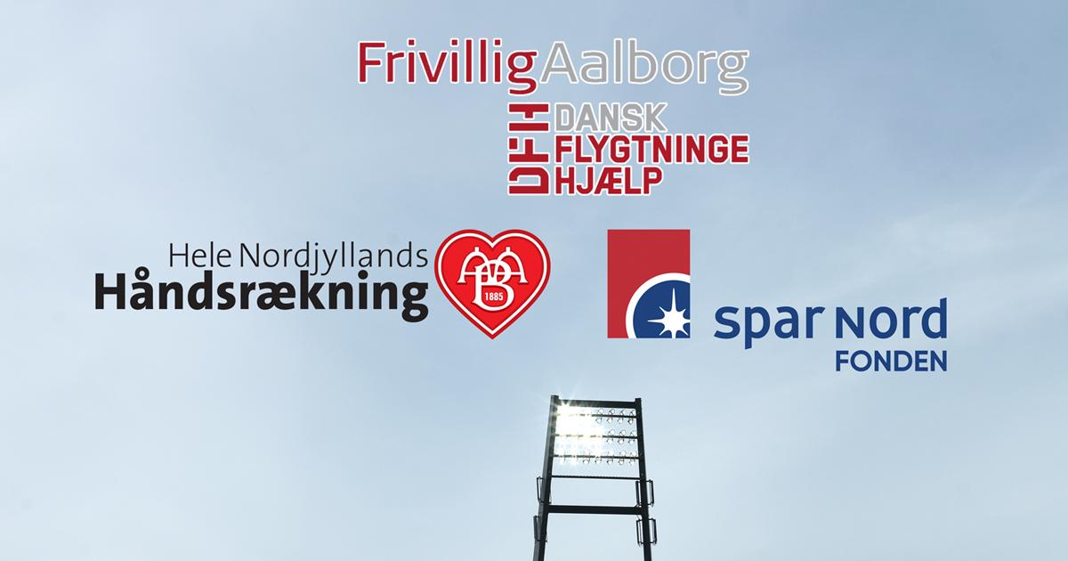 Hele Nordjyllands Håndsrækning for foråret 2020 går til...