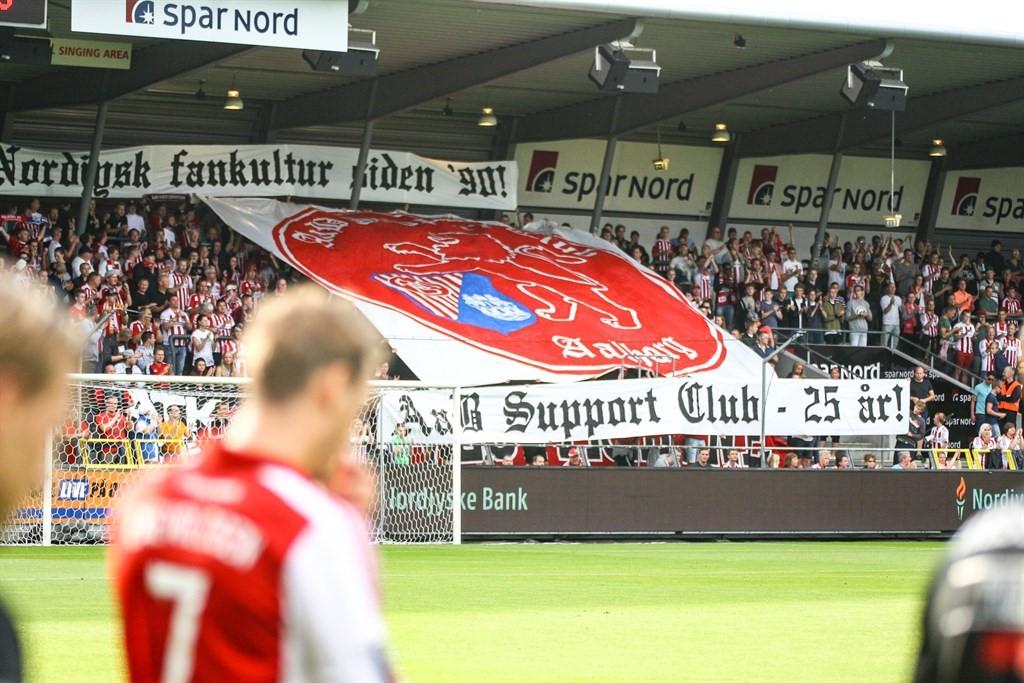 ATK-indsamling på Nordjyske Arena